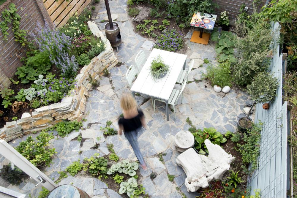 Mengelmoes-Stadstuin-Moestuin-permacultuur-biodiversiteit-klimaat tuin-Toffe Tuinen-Laura Knoops-Nijmegen